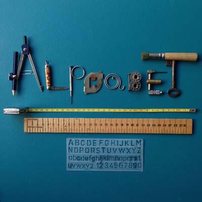 colourless alphabet