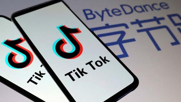 case on TikTok